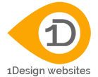 1Design websites - Header Logo 139x110