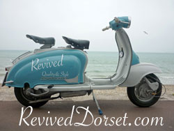 1Design websites - Revived Dorset - Website Logo