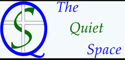 1Design websites - The Quiet Space Dorchester - Website Logo